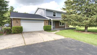 Mason Single Family Home For Sale: 5620 W Columbia Road