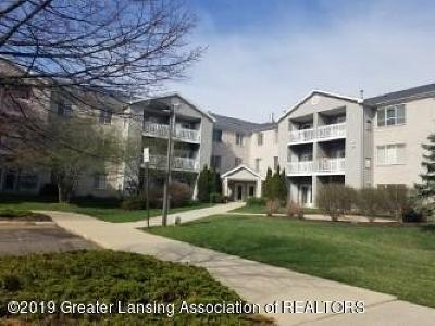 East Lansing Condo/Townhouse For Sale: 338 W Saginaw Street