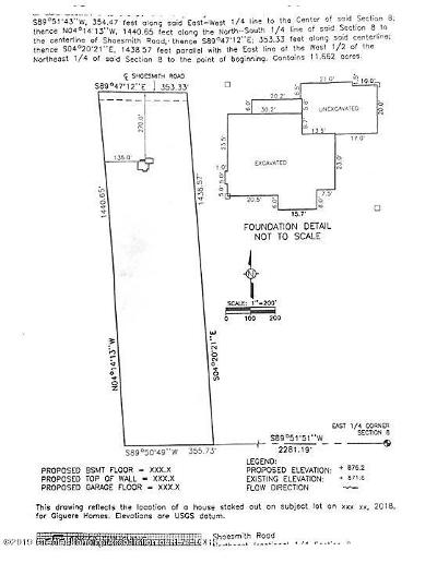 Haslett Residential Lots & Land For Sale: 330 Shoesmith