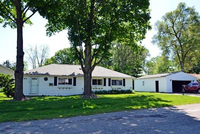 Lansing Single Family Home For Sale: 433 W Miller Road