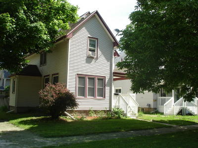 Lansing Single Family Home For Sale: 1222 W Ionia Street
