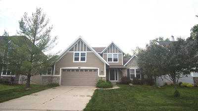 Okemos Single Family Home For Sale: 5229 Twinging Drive
