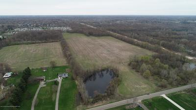 Lansing Residential Lots & Land For Sale: 7640 Williams Road