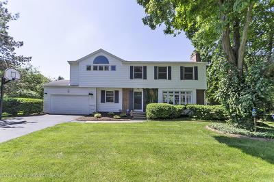 East Lansing Single Family Home For Sale: 1244 Cedarhill Drive