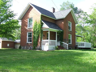 Grand Ledge Single Family Home For Sale: 1010 W Main Street