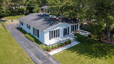 Haslett Single Family Home For Sale: 6379 W Reynolds Road