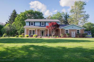 Grand Ledge Single Family Home For Sale: 3181 Pepperkorn Drive
