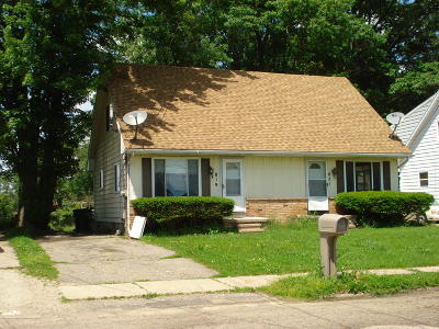 Lansing Multi Family Home For Sale: 819-821 Fred Street