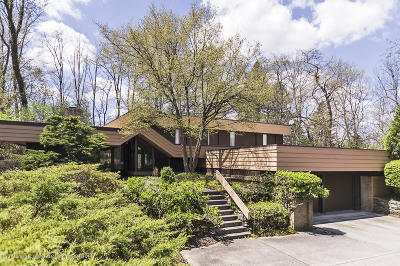 Okemos Single Family Home For Sale: 4567 N Sequoia Trail