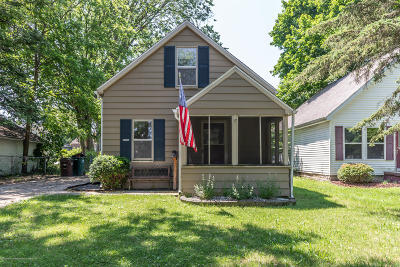 Lansing Single Family Home For Sale: 638 Jessop Avenue
