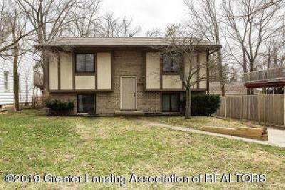 East Lansing Multi Family Home For Sale: 1524 Melrose Avenue