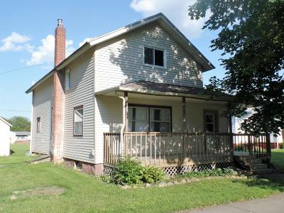 Webberville Single Family Home For Sale: 403 S Main Street