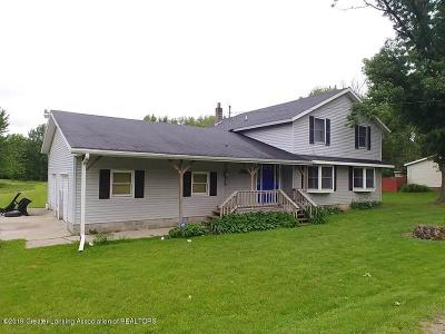 Sunfield Single Family Home For Sale: 151 W Grand Ledge Highway