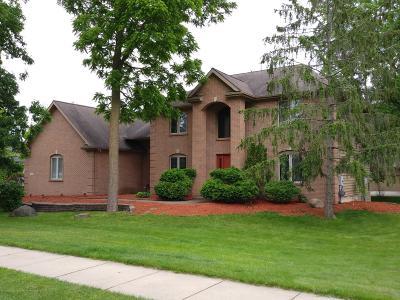 Okemos Single Family Home For Sale: 3716 Fairhills Drive