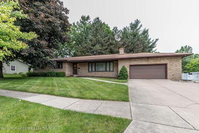 Grand Ledge Single Family Home For Sale: 608 Belknap Street