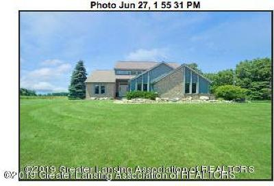 Mason Single Family Home For Sale: 1620 S Edgar Road
