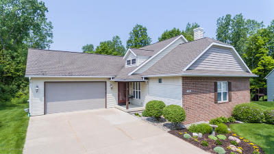 Dewitt Condo/Townhouse For Sale: 13696 Pearwood Drive