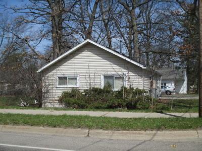 Haslett Single Family Home For Sale: 1678 Lake Lansing Road