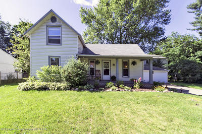 East Lansing Single Family Home Active Backup: 1029 Lilac Avenue