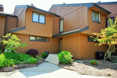 East Lansing Condo/Townhouse For Sale: 5361 Wild Oak Drive