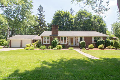East Lansing Single Family Home For Sale: 103 Oxford Road