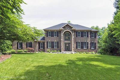 Okemos Single Family Home For Sale: 3750 Beech Tree Lane