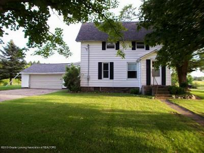 Grand Ledge Single Family Home For Sale: 11305 W Grand River Highway
