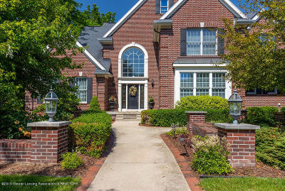 Okemos Single Family Home For Sale: 2030 Timberview Drive
