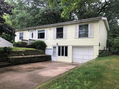 Haslett Single Family Home For Sale: 6283 Marsh Road