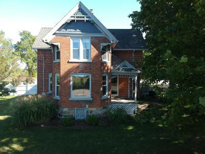Mason Single Family Home For Sale: 1926 W Dansville Road