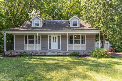 East Lansing Single Family Home For Sale: 2617 Mansfield Drive