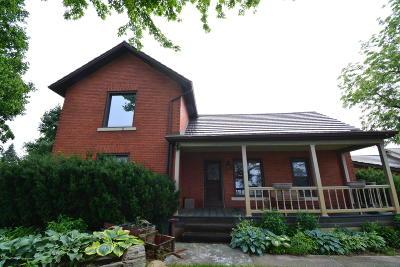 Mulliken Single Family Home For Sale: 12716 Boyer Road