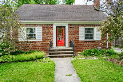 East Lansing Single Family Home For Sale: 1117 Wildwood Drive