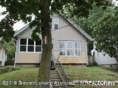 Lansing Single Family Home For Sale: 1108 N Jenison Avenue
