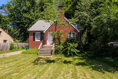 East Lansing Single Family Home For Sale: 124 Northlawn Avenue