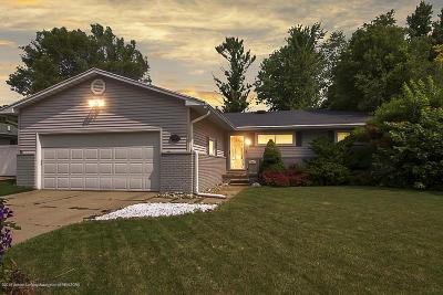 Lansing Single Family Home For Sale: 3616 Dovelle Place