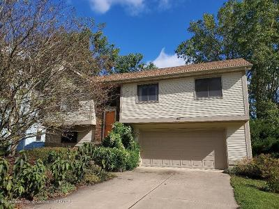 Okemos Single Family Home For Sale: 2354 Sower Boulevard