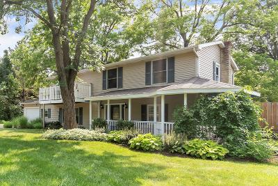 Williamston Single Family Home For Sale: 5891 Zimmer Road