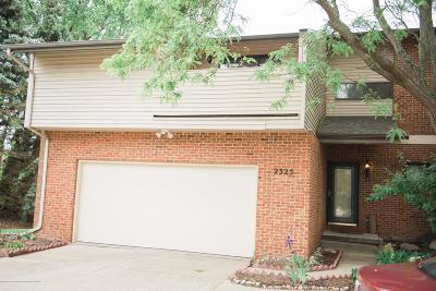 Okemos Condo/Townhouse For Sale: 2325 Coyote Creek