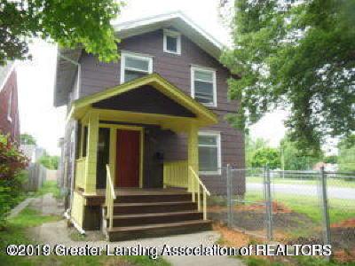 Lansing Multi Family Home For Sale: 1200 W Lenawee Street