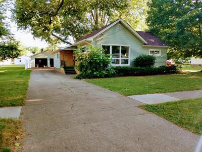St. Johns Single Family Home For Sale: 605 W Baldwin Street