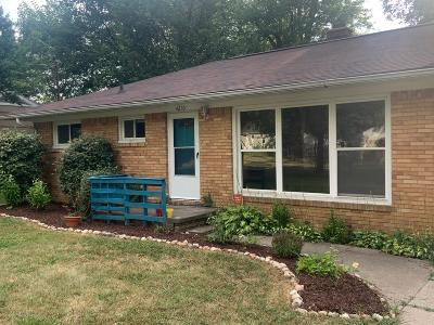 Lansing Single Family Home For Sale: 4210 Stabler Street