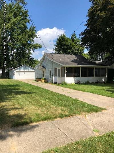 Lansing Single Family Home For Sale: 715 Julia Street
