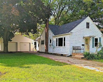 Lansing Single Family Home For Sale: 312 E Everettdale Avenue