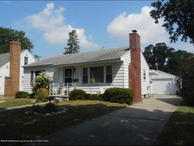 Lansing Single Family Home For Sale: 1704 W Rundle Avenue
