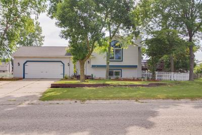 Lansing Single Family Home For Sale: 2450 Featherstone Drive