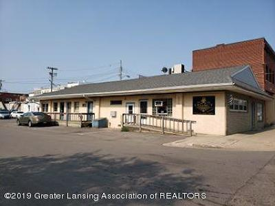 Commercial For Sale: 106 E Knight Street