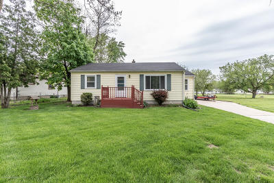 Lansing Single Family Home For Sale: 1297 E State Road