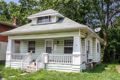 Lansing Single Family Home For Sale: 543 Norman Street
