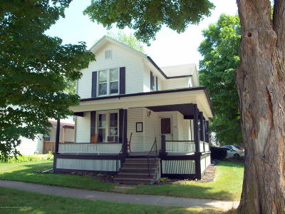 St. Johns Single Family Home For Sale: 211 S Wight Street